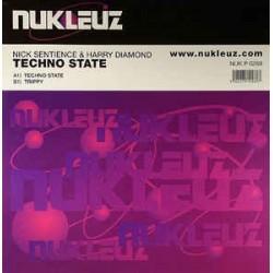Nick Sentience & Harry Diamond – Techno State