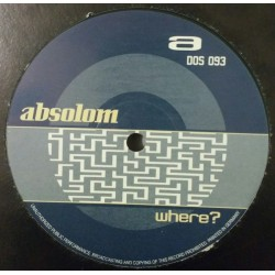 Absolom ‎– Where (DOS OR DIE)