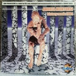 Andrea Montorsi – History Remix 2001