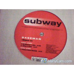 Baseman – Base-X (JUMPER RECORDS)