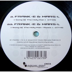 Frank-E & Mars-L – Song Of The Holy Man
