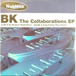 BK - The Collaborations EP