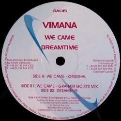 Vimana – We Came  (BLACKHOLE)