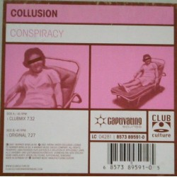 Collusion ‎– Conspiracy
