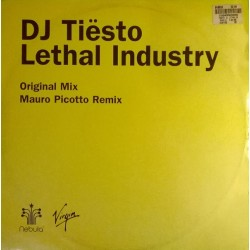 Tiesto - Lethal Industry (NEBULA)