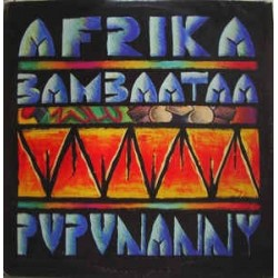 Afrika Bambaataa – Pupunanny