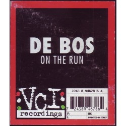 De Bos ‎– On The Run