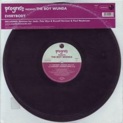 The Progress Presents Boy Wunda  - Everybody