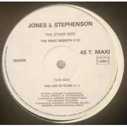 Jones & Stephenson - The First Rebirth (FLARENASCH)