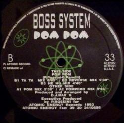 Boss System - Pom Pom
