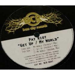 Pat Riot – My World