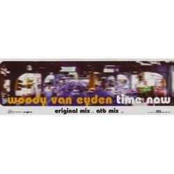 Woody van Eyden – Time Now (Original + Remix)