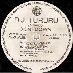 DJ Tururu Feat. Karry - Countdown (PELOTAZO¡¡)