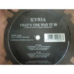 Kyria - That's The Way It Is(SUPERBUSCADO¡¡ COPIA IMPORT NUEVA ¡¡)
