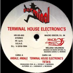DJ Peter - Terminal House Electronic's(