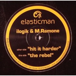 Ilogik & M. Ramone - Hit It Harder / The Rebel