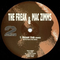 The Freak & Mac Zimms – Distant Stab (2 MANO,ROLLAZO¡¡ BASUCO DEL 98¡)