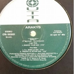 Arakys – Wait