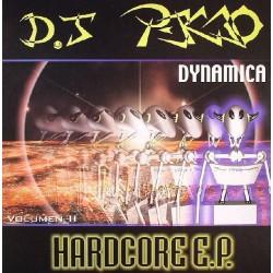 DJ Pekao – Dynamica Volumen 2 - Hardcore EP