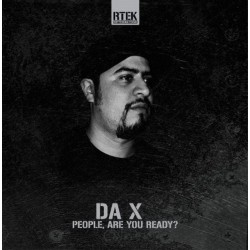 Da X ‎– People Are You Ready