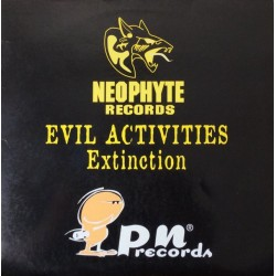 Evil Activities - X-Tinction