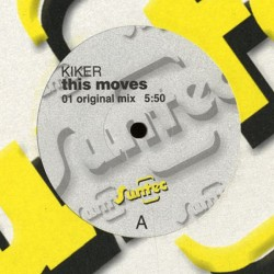 Kiker - This Moves (CABROTE¡¡¡¡ COPIA UNICA¡¡)