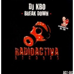 DJ Kbo ‎– Break Down