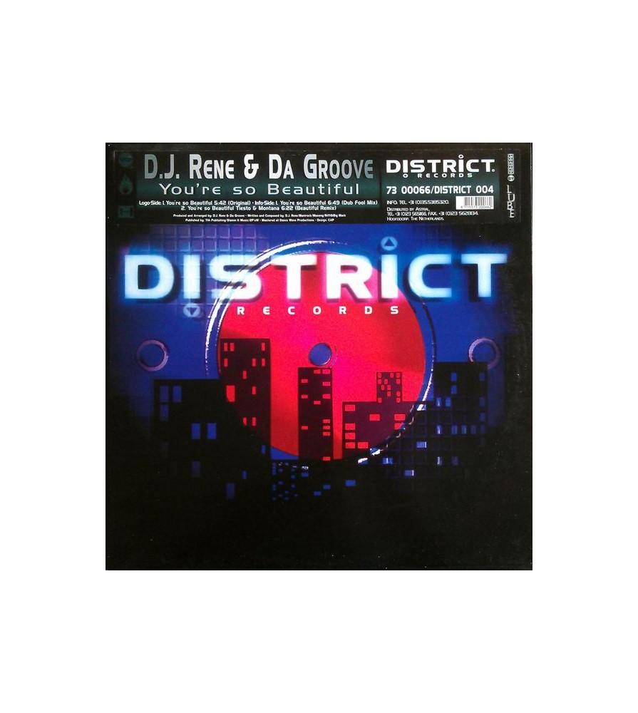 DJ Rene & Da Groove – You're So Beautiful