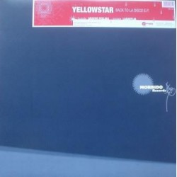 Yellowstar – Back To La Disco EP