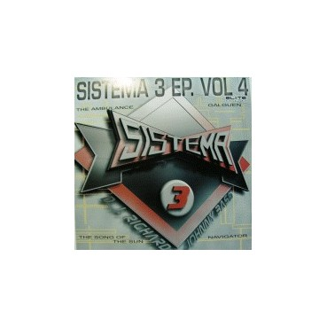 Various - Sistema 3 EP Vol. 4(PELOTAZOS MAKINA¡¡)