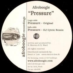 Afroboogie – Pressure