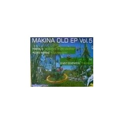Various - Makina Old EP Vol. 5(TEMAZOS MAKINA)
