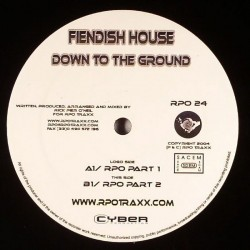 Fiendish House – Down To The Ground