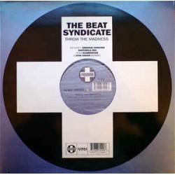 The Beat Syndicate ‎– Throw The Madness