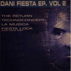 Dani Fiesta  EP Vol. 2 (INCLUYE EL TEMAZO LA MÚSICA)