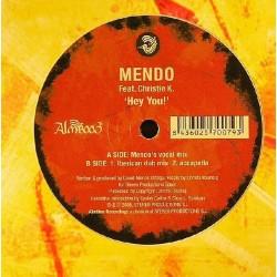 Mendo Feat. Christie K. – Hey You
