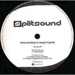 Abnormal Boyz & Joseph Capriati – At Last EP