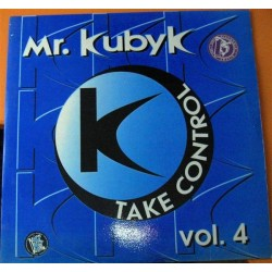Mr. Kubyk - Take Control Vol. 4(2 MANO,REMEMBER 90'S)