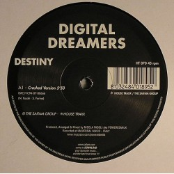 Digital Dreamers ‎– Destiny
