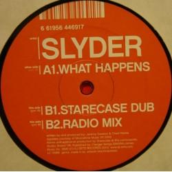 Slyder – What Happens