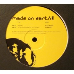 Various – Made On Earth