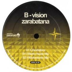B-Vision – Zarabatana