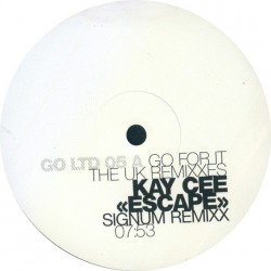 Kay Cee / Gate ‎– The UK Remixxes