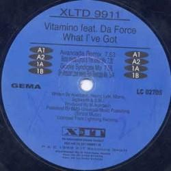 Vitamino Feat. Da Force – What I've Got