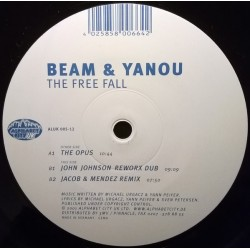 Beam & Yanou ‎– The Free Fall (ALPHABET CITY UK)