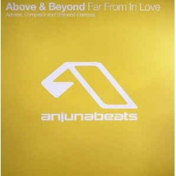 Above & Beyond ‎– Far From In Love (Remixes)