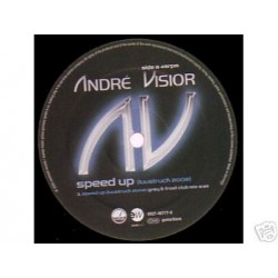 André Visior ‎– Speed Up (Luvstruck 2002)