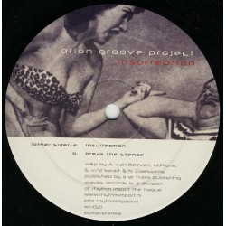 Orion Groove Project – Insurrection