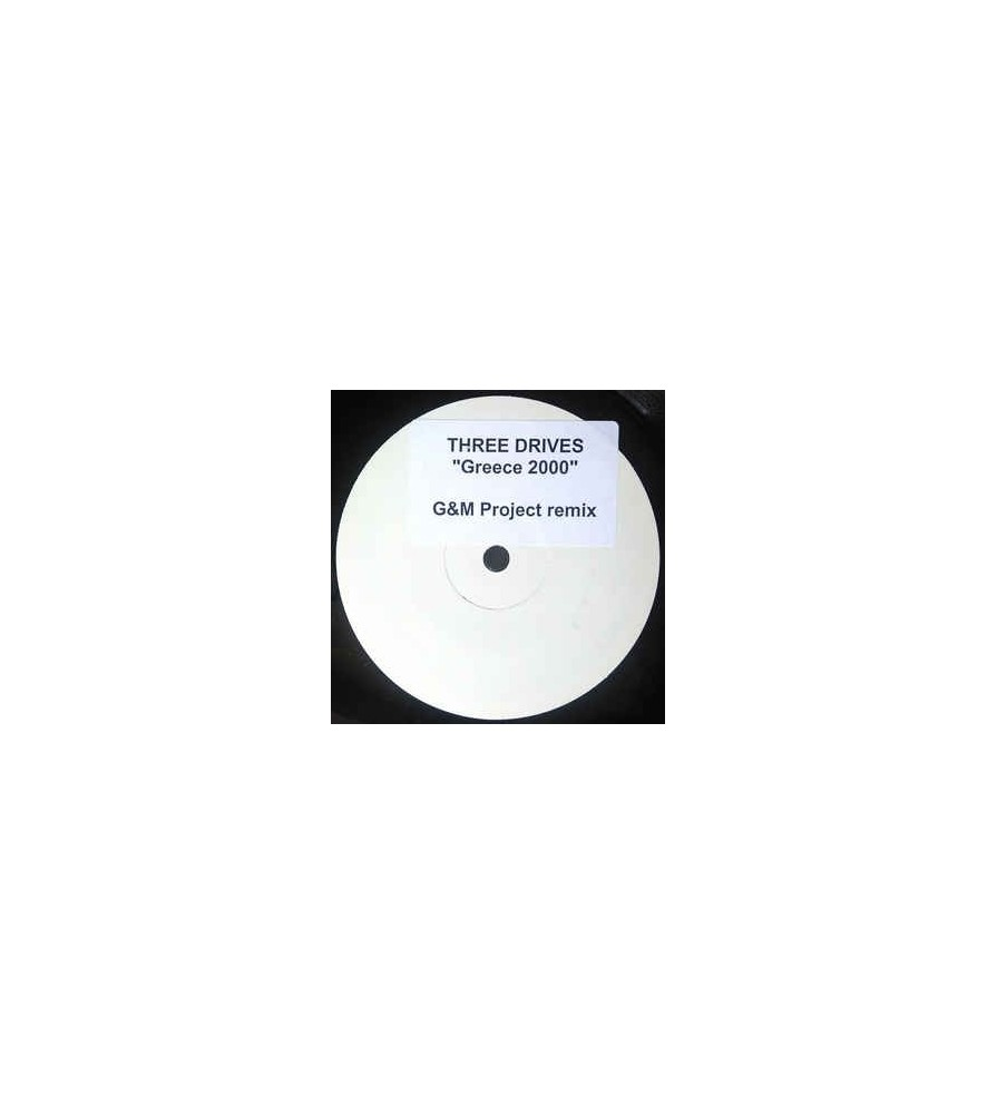 Three Drives – Greece 2000 (G&M Project Remix)