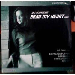 DJ Hardleg – Read My Heart